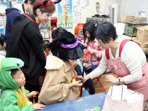 おさんぽハロウィン at 島津福寿堂