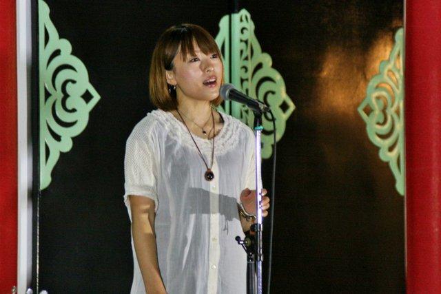 潮風フェスタ2019 ハニーグレイやす子